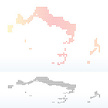 Map,Vector,Caicos Islands,S...