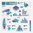 Infographic,Cube Shape,Vect...