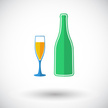 Glass - Material,Alcohol,Wi...
