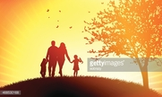 Grass,Child,Outdoors,Lifestyles,Enjoyment,Son,,Vector,Childhood,Boys,Satisfaction,Walking,Silhouette,Family,Men,Sun,Butterfly - Insect,Women,Multi-Generation Family,Adult,Mother,Father,Happiness,Males,Colors,Sunset,Illustration,Design,Girls,Females,Daughter,Outline,Tree,2015,Togetherness,Healthy Lifestyle,Joy
