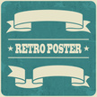Retro Revival,Banner,Placar...