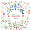 Romance,Bouquet,Botany,Textured Effect,Affectionate,Paint,Design,Painting,Green Color,Pink Color,Red,White Color,Pattern,Old-fashioned,Herb,Flower,Bush,Plant Stem,Leaf,Flower Head,Bud,Rose - Flower,Decoration,Fragility,Peony,Bay Tree,Frame,Paintbrush,Watercolor Painting,Blossom,Illustration,Flower Arrangement,Floral Pattern,Vector,Picture Frame,Swirl,Bunch of Flowers,2015,Design Element,Flourish,268399,Country Flowers