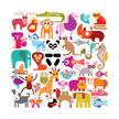 Symbol,Animal Wildlife,Square,Design,Animal,Mammal,Bird,Fish,Horse,Giraffe,Camel,Deer,Elephant,Hippopotamus,Rhinoceros,Dog,Lion - Feline,Hyena,Koala,Kangaroo,Owl,Ostrich,Parrot,Hummingbird,Butterfly - Insect,Sea Horse,Crocodile,Ape,Monkey,Lemur,Savannah,Tropical Rainforest,Backgrounds,Zoo,Cut Out,Illustration,No People,Vector,Safari Animals,White Background,2015,Jungle Animals,Clip Art,K-pop