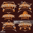 Sports League,Rubber Stamp,...