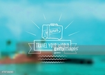Tropical Climate,Line Art,,Bag,Sign,Ribbon,Vibrant Color,Multi Colored,Summer,Defocused,No People,Button,Illustration,Campaign Button,Computer Icon,Symbol,Tourism,Cultures,Pattern,Focus On Foreground,Travel,Sunlight,Season,Luggage,Suitcase,Backgrounds,Vacations,Idyllic,Beach,Abstract,Colors,Sun,Design,Sun,Label