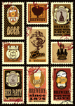 Stamp Collecting,Mail,Beer ...