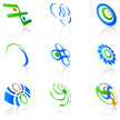 Spiral,Sign,Design Element,...