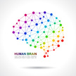 Brain,Color Gradient,Illust...
