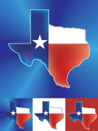 Texas,Texas State Flag,Map,...