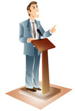 Lectern,Politician,Podium,P...