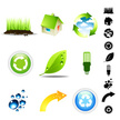 Icon Set,Grass,Environment,...