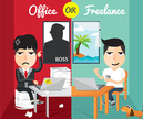 Freelance Work,Vector,Busin...
