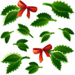 Holly,Christmas,Tied Knot,S...