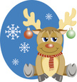 Reindeer,Rudolph The Red-no...