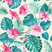 Tropical Rainforest,Printmaking Technique,Public Park,Sunlight,Single Object,Plant Stem,Tropical Climate,Vector,Hibiscus,Leaf,Growth,Plant,Flower,Blossom,Summer,Computer Graphic,Abstract,Blue,Decoration,Botany,Group Of Objects,Textile,Floral Pattern,Pattern,Symbol,Branch - Plant Part,Forest,Illustration,Multi Colored,Rose - Flower,New Life,Nature,Red,Tree,2015,No People,Herb,Green Color,Springtime