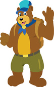 cartoon bear,Cute Bear,Cudd...