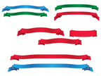 Ribbon,Banner,Red,Scroll,Bl...
