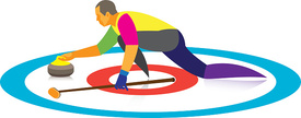 Curling - Sport,Skipping,Sp...