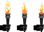 Flaming Torch,Sport Torch,H...