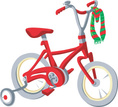 Bicycle,Child,Cycling,Ilust...