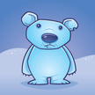Polar Bear,Bear,Cartoon,Pol...