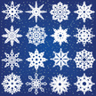 Snowflake,Winter,Collection...