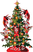 A Monkey,A Party,Holiday - ...