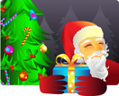 Santa Claus,Christmas Tree,...