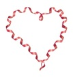 Heart Shape,Ribbon,Ribbon,V...