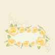 Rose - Flower,Yellow,Backgr...
