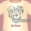 Pets,Casual Clothing,Kitten...