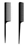 Comb,Black Color,Vector,Iso...