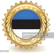 Badge,Label,Estonia,Vector...