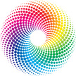 Circle,Rainbow,Pattern,Spec...