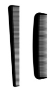 Comb,Vector,Black Color,Sil...
