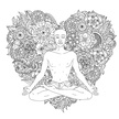 Adult,uncolored,Mantra,Spir...