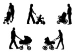 Walking,Parent,Mother,Famil...