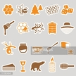 Insect,Spoon,Icon Set,Wood ...