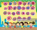 Child,Vector,Backgrounds,St...