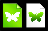 buterfly,Green Color,Insect...
