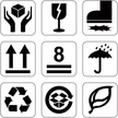 Fragile,Symbol,Recycling Sy...