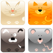 Dog,Domestic Cat,Mouse,Anim...