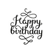Calligraphy,Birthday,Greeti...