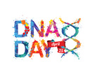 DNA,Day,Paint,Watercolor Pa...
