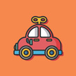 Child,Car,Gift,Fun,Toy,Vect...