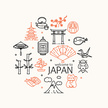 Japan,Origami,Country - Geo...