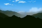 Nature,Tree,Mountain,Hill,G...