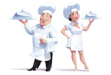 Chef,Cooking,Food Service O...