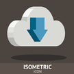 Isometric,Arrow - Bow And A...