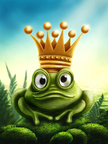 Frog,Magic,Fantasy,Royalty,...